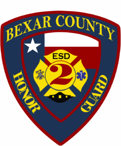bexar county 2 fire honor guard